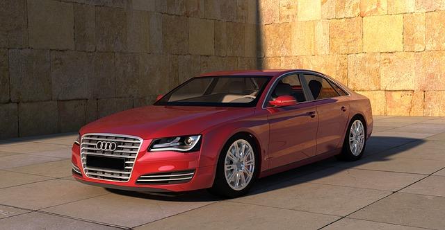 luxusní vůz