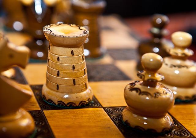 figurky šachu