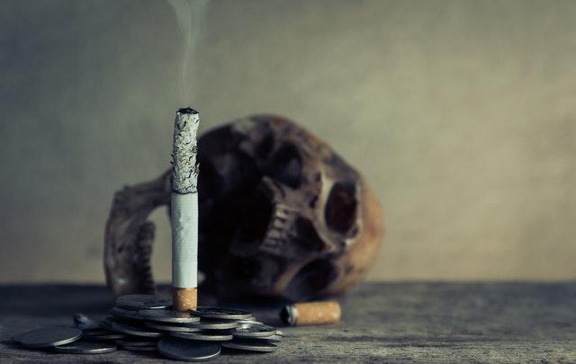 Horiaca cigareta